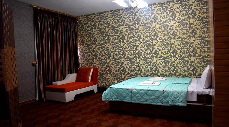 اتاق 1 هتل شاهان چابهار
