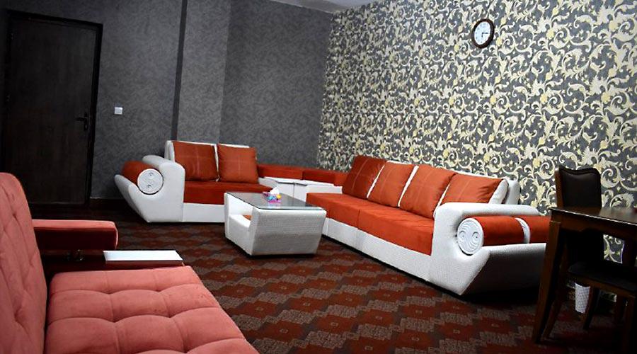 اتاق 3 هتل شاهان چابهار