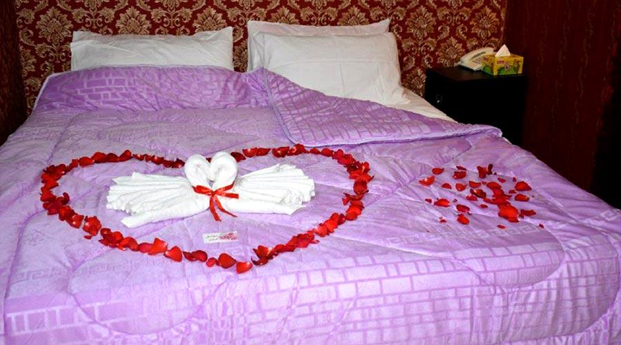 اتاق 5 هتل شاهان چابهار