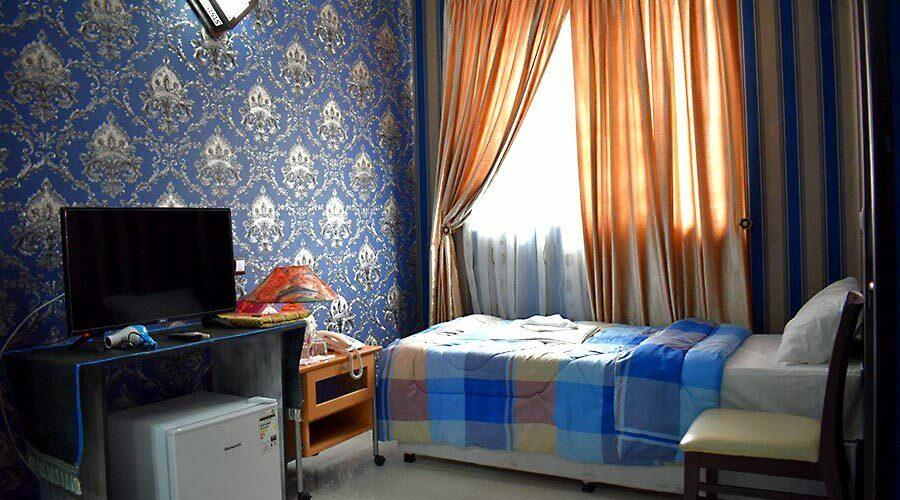 اتاق 7 هتل شاهان چابهار