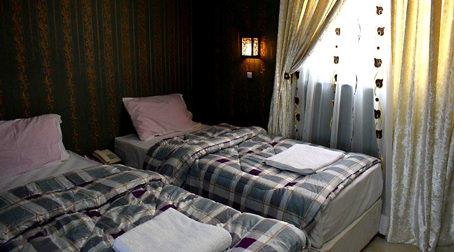 اتاق 8 هتل شاهان چابهار