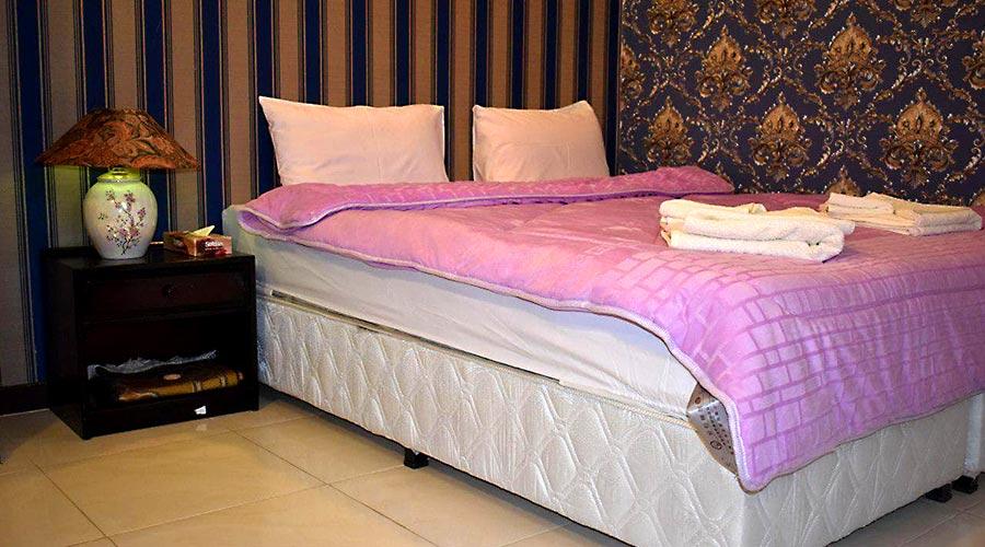 اتاق 9 هتل شاهان چابهار