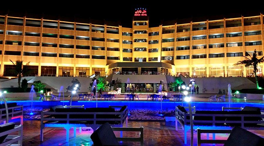 hotel shayan kish
