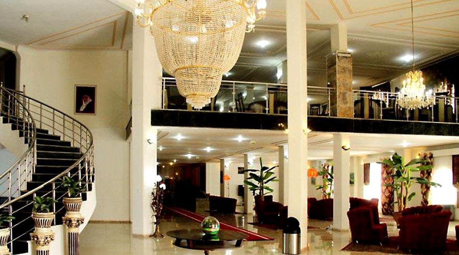 کرمان هتل گواشیر