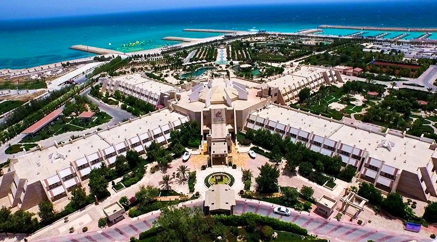 hotel marina kish