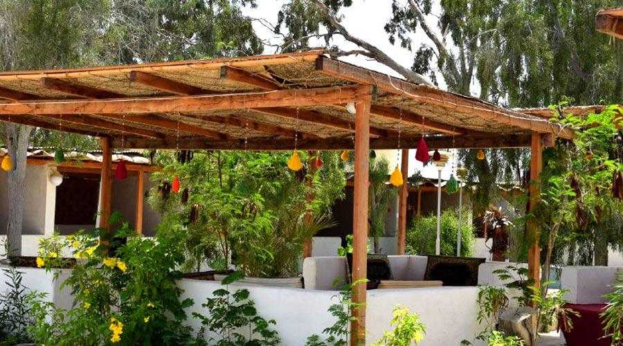 باغ رستوران هتل شاهان