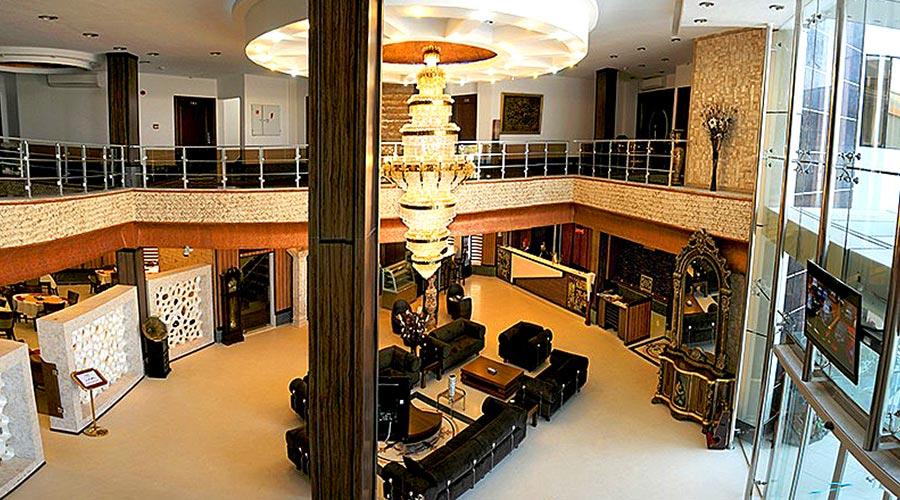 مرکز اصلی رزرو هتل آرامش کیش