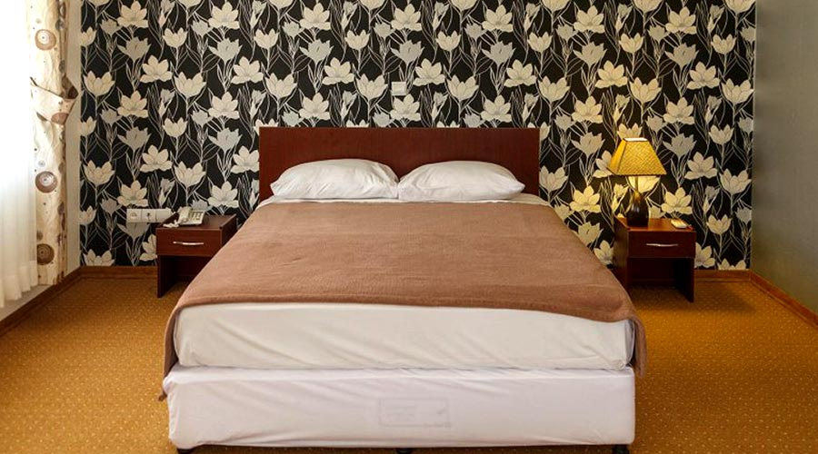 اتاق 2 هتل آرامش کیش