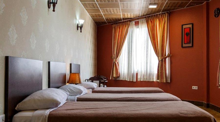 اتاق 4 هتل آرامش کیش