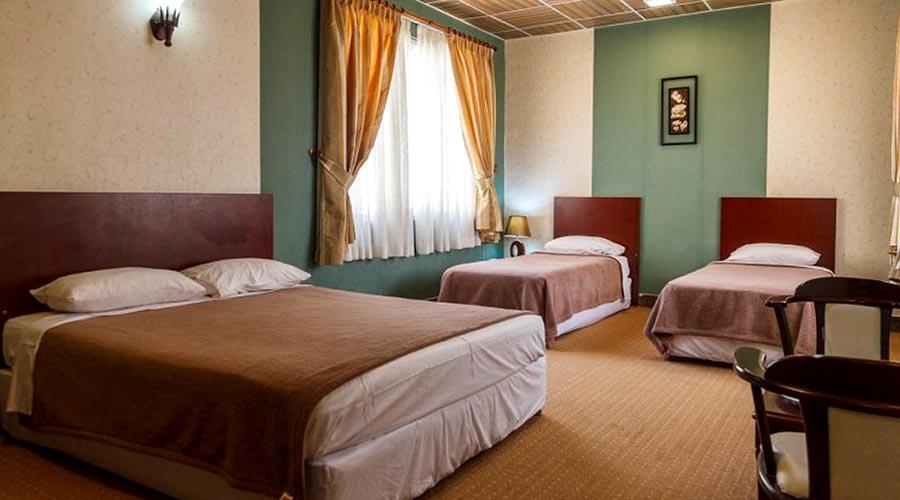 اتاق 5 هتل آرامش کیش