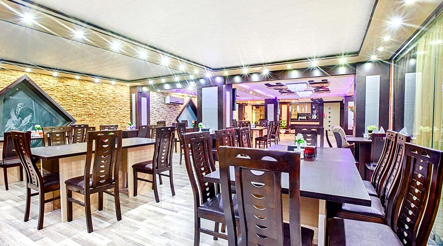 رستوران 3 هتل آرمان قشم