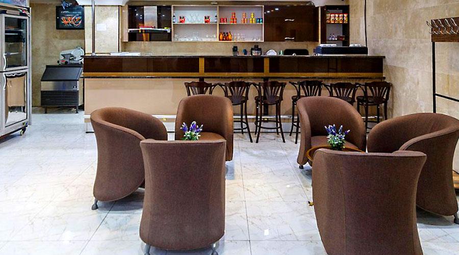 کافی شاپ هتل بهبود تبریز