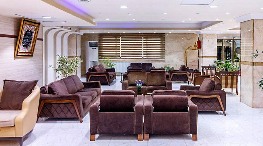 مرکز اصلی رزرو هتل بهبود تبریز