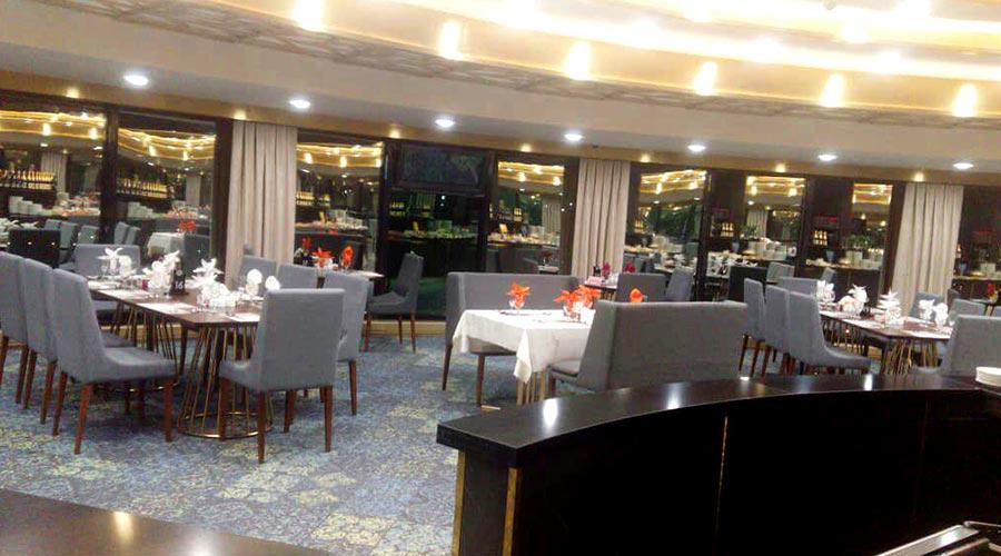 رستوران 1 هتل ایل گلی تبریز