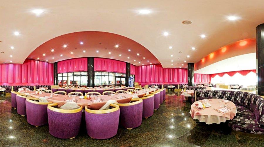 رستوران 5 هتل ایل گلی تبریز