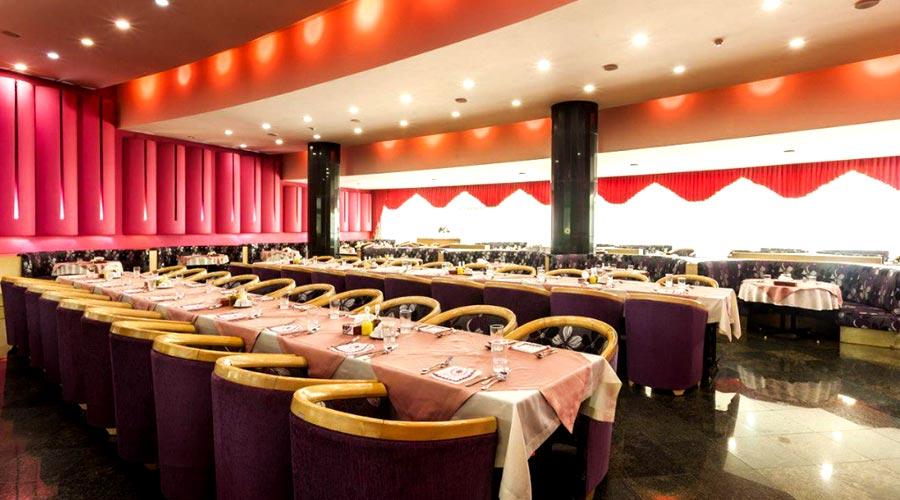 رستوران 6 هتل ایل گلی تبریز