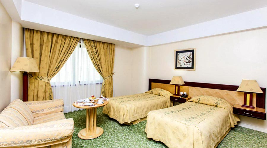 اتاق 1 هتل ائل گلی تبریز