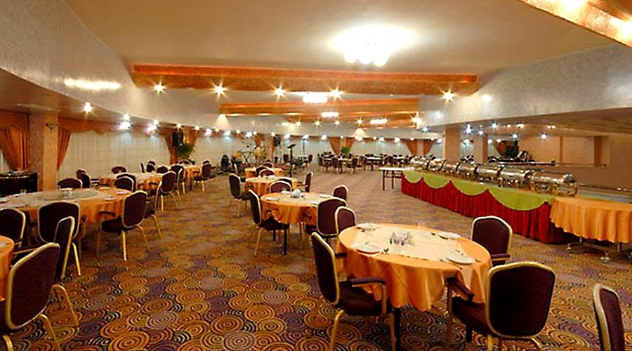 رستوران 2 هتل ارم کیش