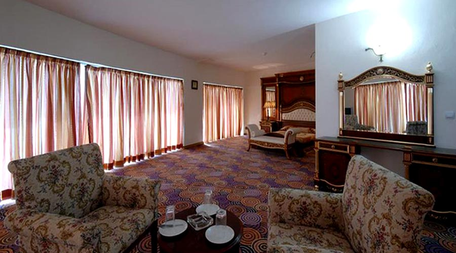اتاق 1 هتل ارم کیش