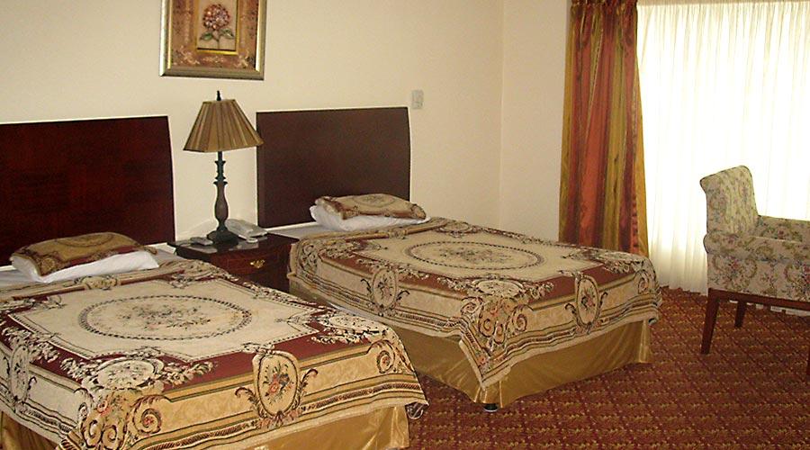 اتاق 3 هتل ارم کیش