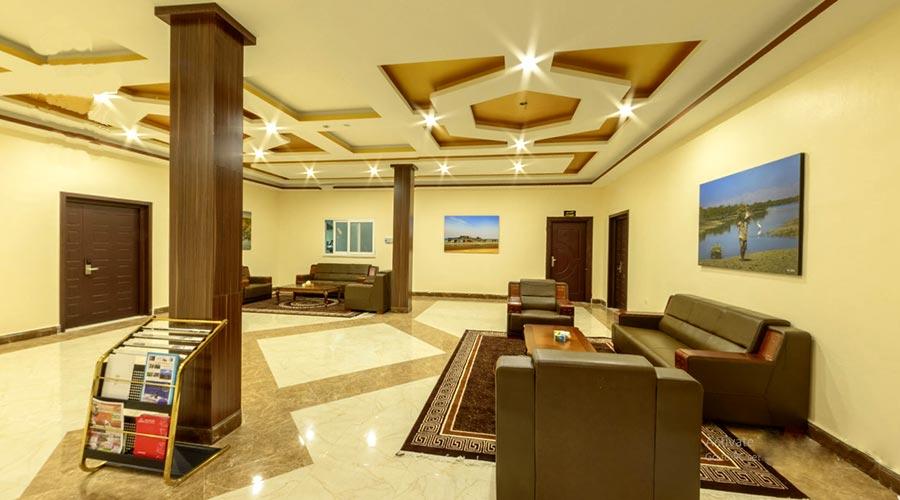 لابی 2 هتل ارم قشم