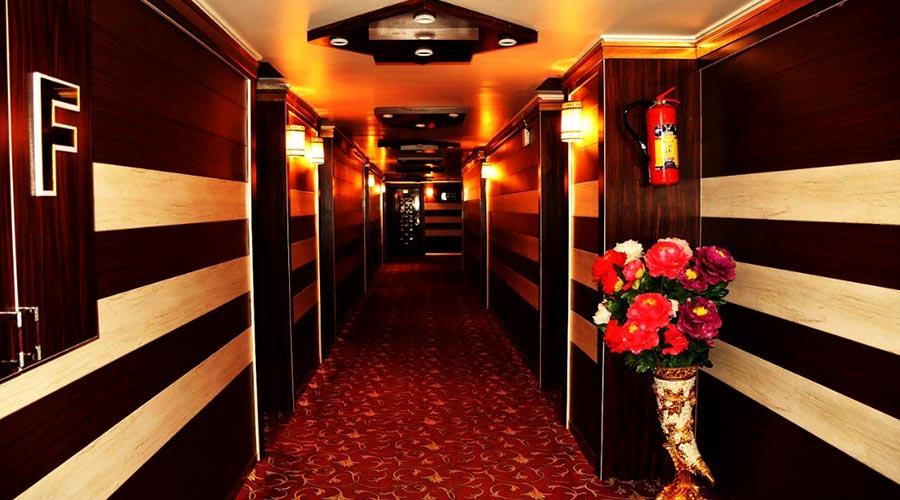مرکز اصلی رزرو هتل فردوس چابهار