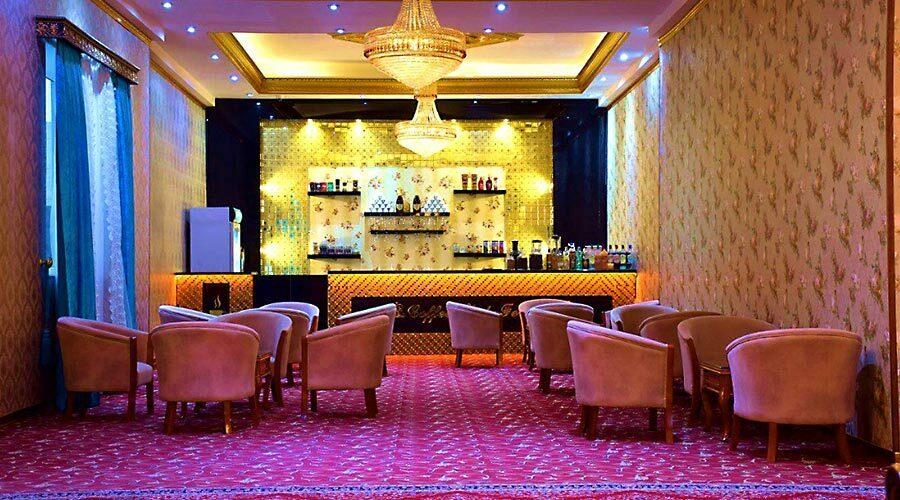 کافی شاپ هتل فردوس چابهار
