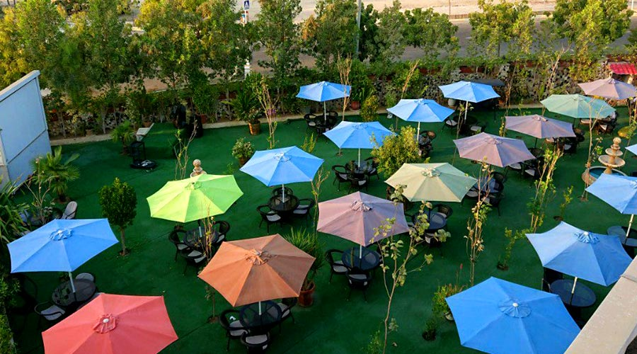 باغ هتل فردوس چابهار