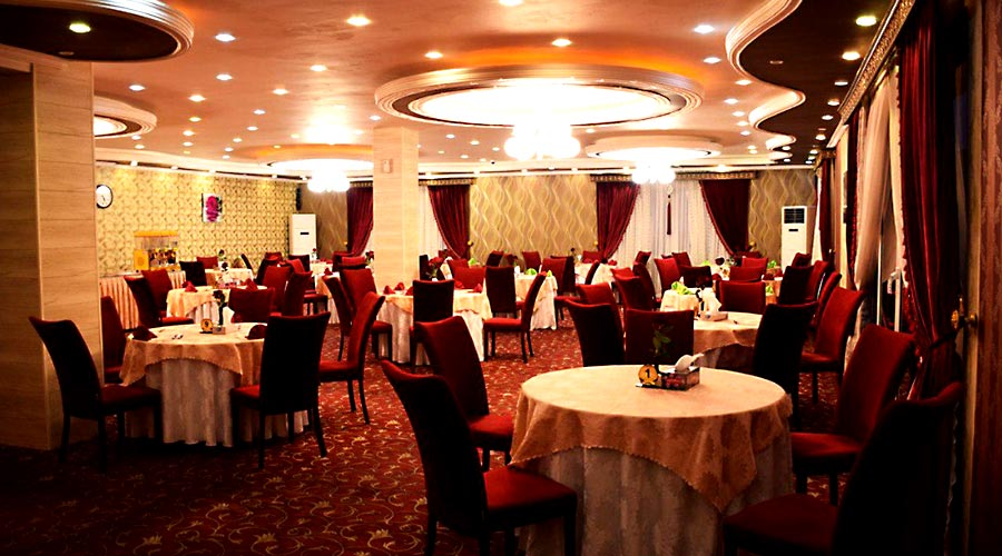 رستوران هتل فردوس چابهار