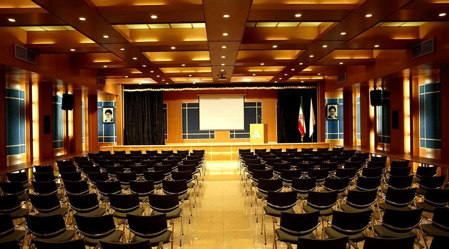 سالن کنفرانس هتل گسترش تبریز