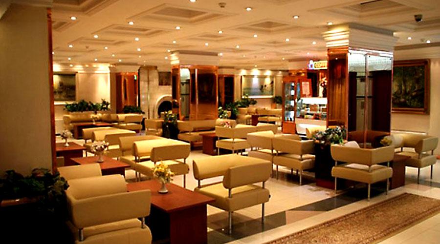 لابی 2 هتل گسترش تبریز