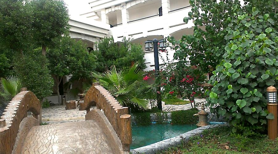 مرکز اصلی رزرو هتل هلیا کیش