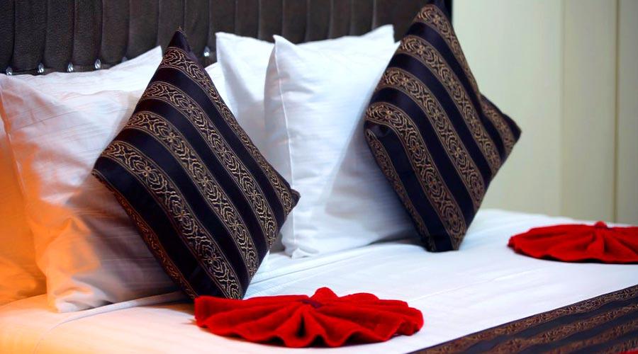 اتاق 4 هتل بین المللی تبریز