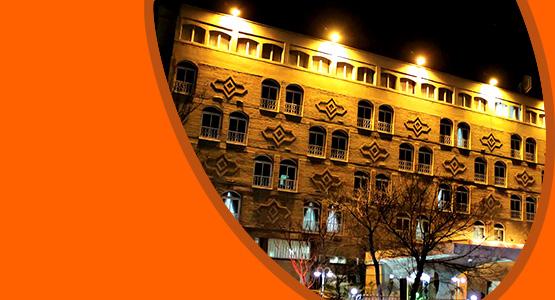 اطلاعات و جزئیات کامل هتل بین المللی تبریز