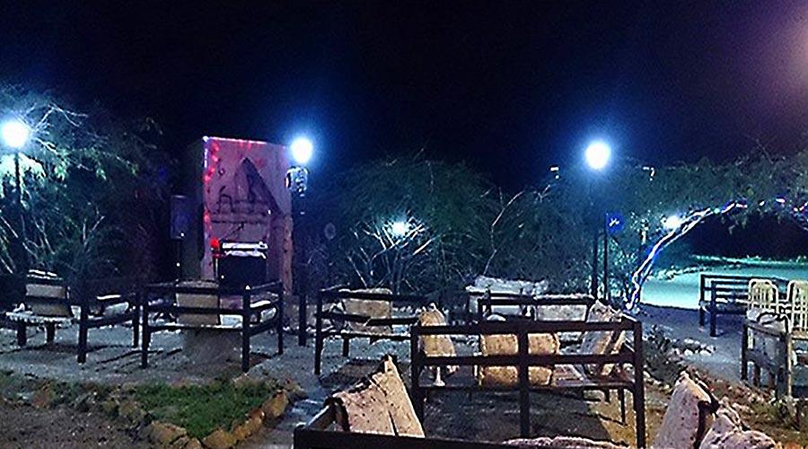 رزرو هتل ایران زمین قشم