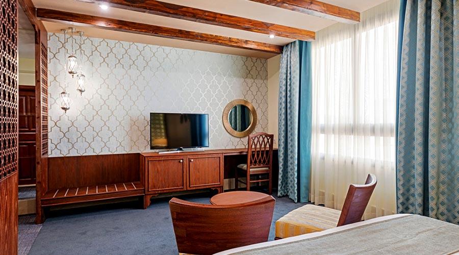 اتاق 12 هتل ایرمان قشم