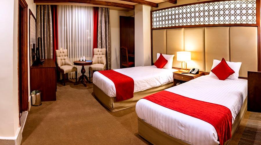 اتاق 13 هتل ایرمان قشم