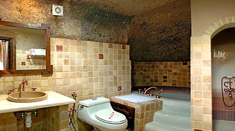 سرویس هتل صخره ای لاله کندوان تبریز