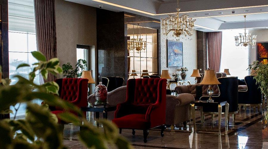 لابی 2 هتل کایا پارک لاله تبریز
