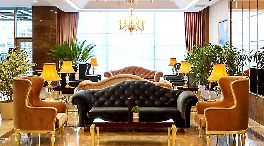 لابی هتل کایا پارک لاله تبریز