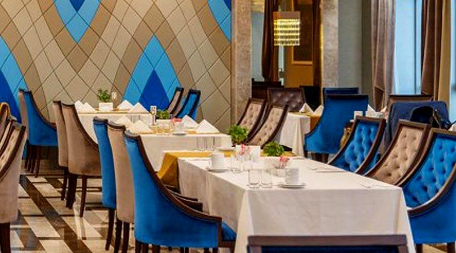 رستوران 2 هتل کایا پارک لاله تبریز