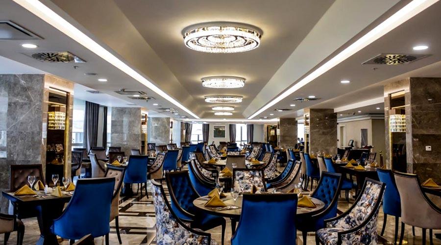 رستوران 3 هتل کایا پارک لاله تبریز