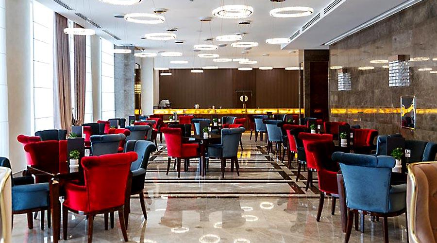 رستوران هتل کایا پارک لاله تبریز