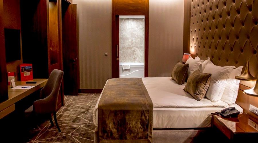 اتاق 5 هتل کایا پارک لاله تبریز