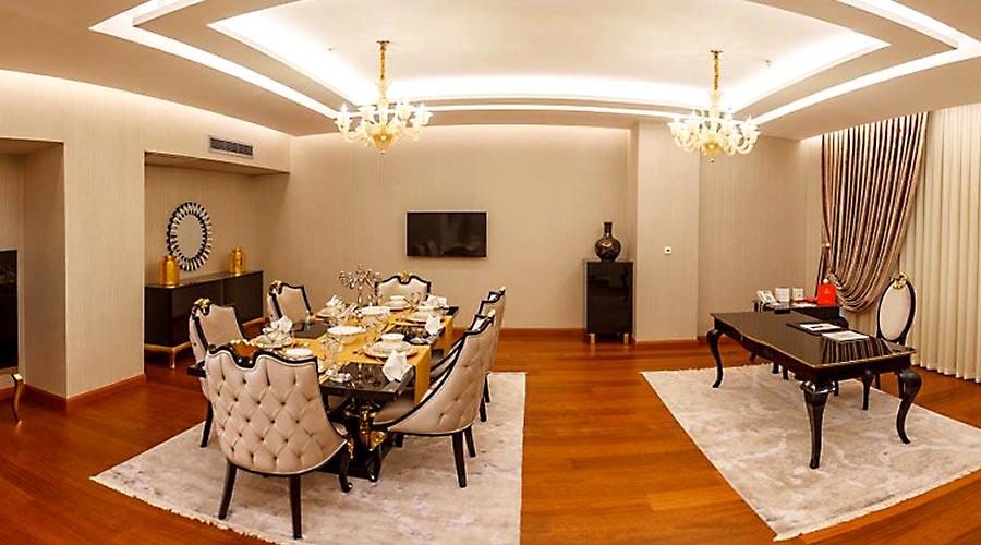 سوئیت هتل کایا پارک لاله تبریز