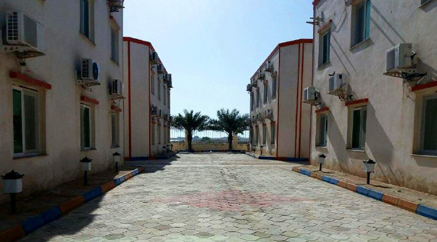 ساختمان هتل خلیج فارس قشم