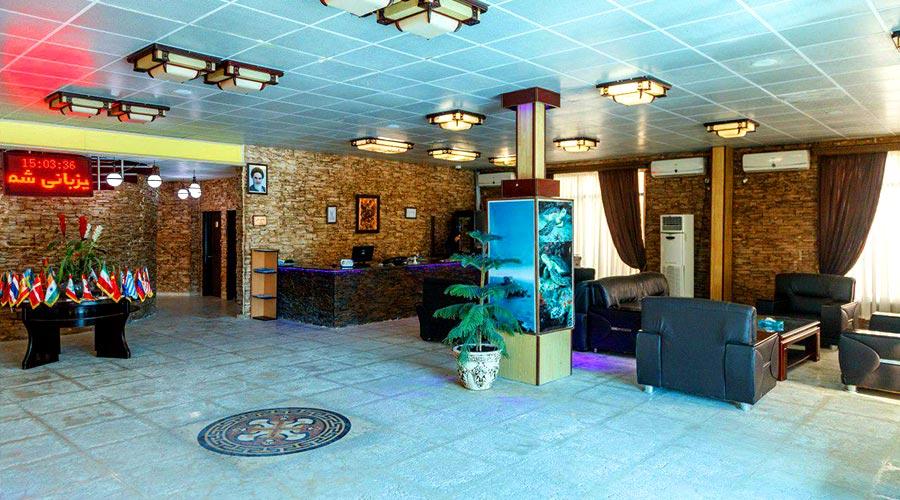لابی هتل خلیج فارس قشم