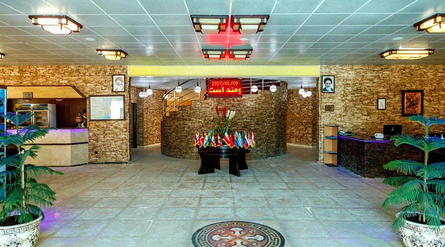 مرکز اصلی رزرو هتل خلیج فارس قشم
