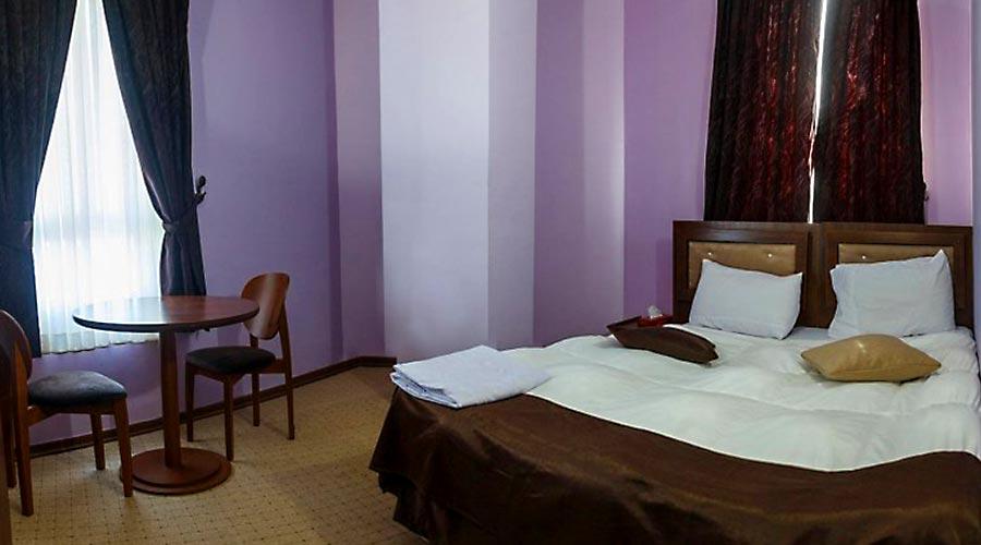 اتاق 3 هتل کیمیا 4 قشم