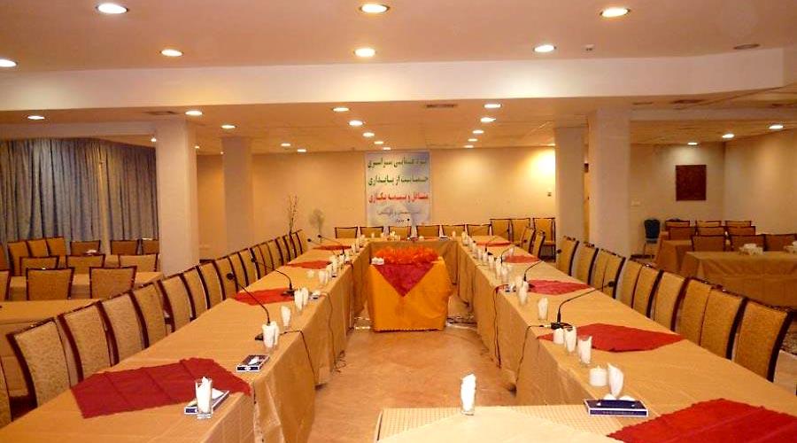 سالن کنفرانس 1 هتل لاله چابهار